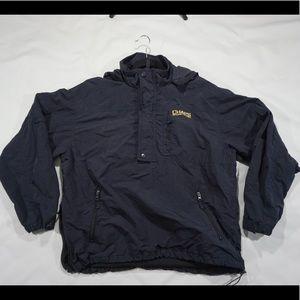Chaps Ralph Lauren rain jacket L Navy blue